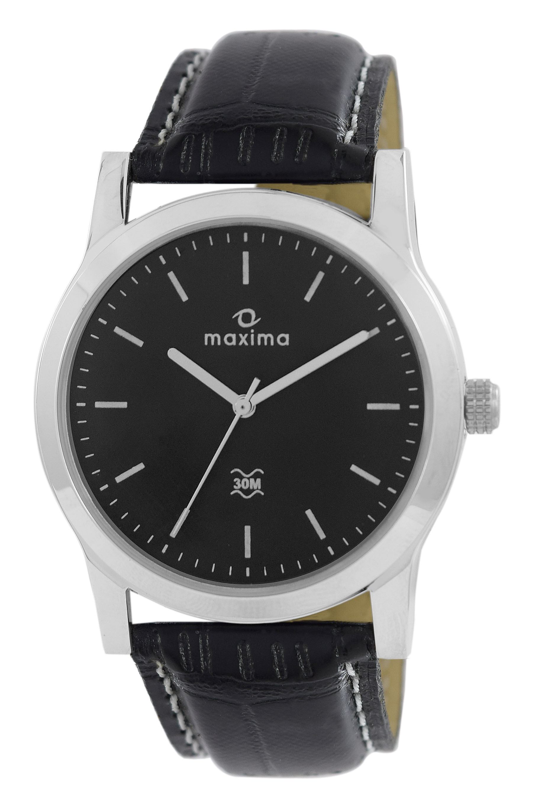 watch watches maxima myflowertree black