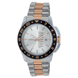 MAXIMA BIMETAL ROSE GOLD GENTS-58444CMGT