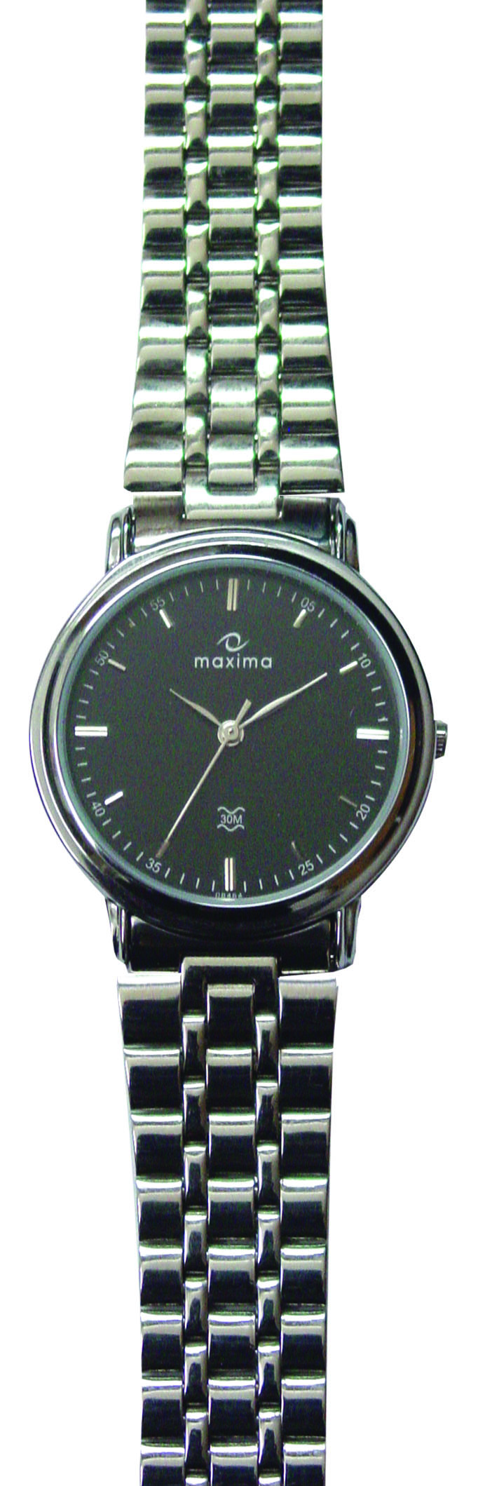maxima silver analogue watches 08464cmgi for prices