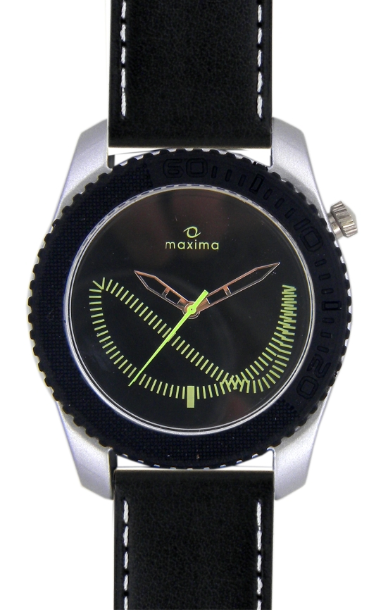 maxima silver analogue watches 26493lpgn for prices